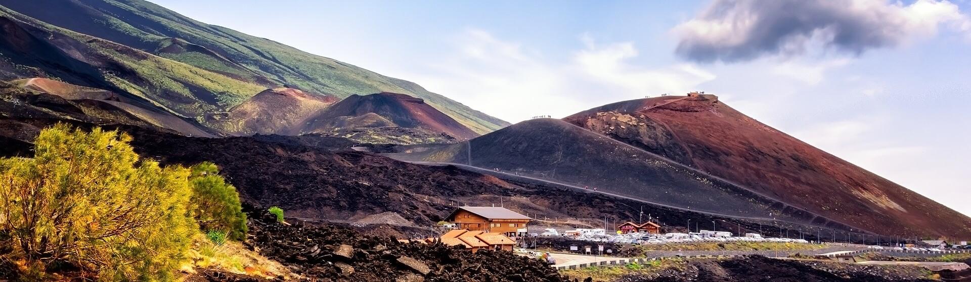 Escursioni trekking e tour in quad Etna