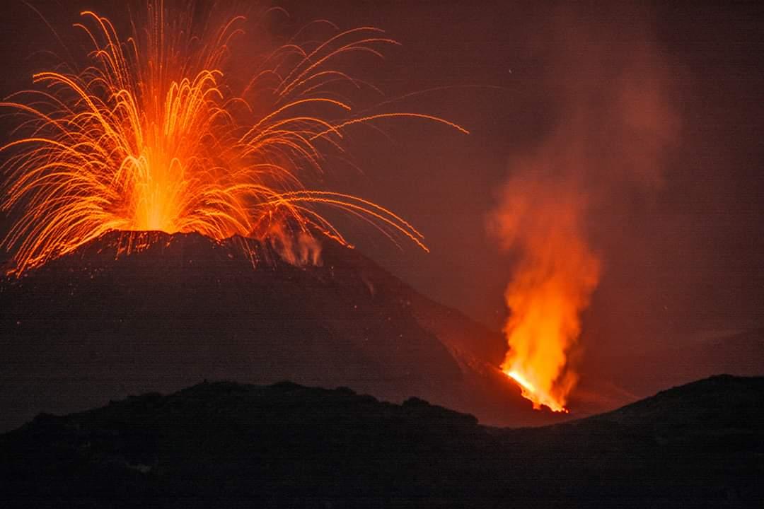 Etna Foto Di Antonio Fenice